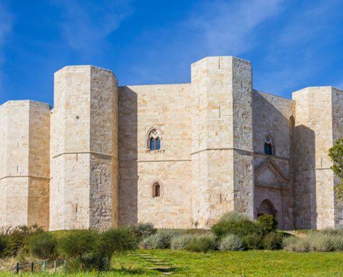 Castel del Monte nella terra di Federico II