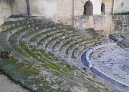 lecce_romana_teatro-The Monuments People - guide turistiche in Puglia