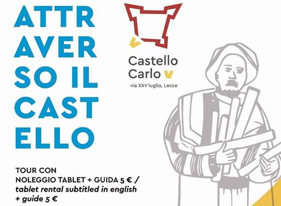 ATTRAVERSO IL CASTELLO