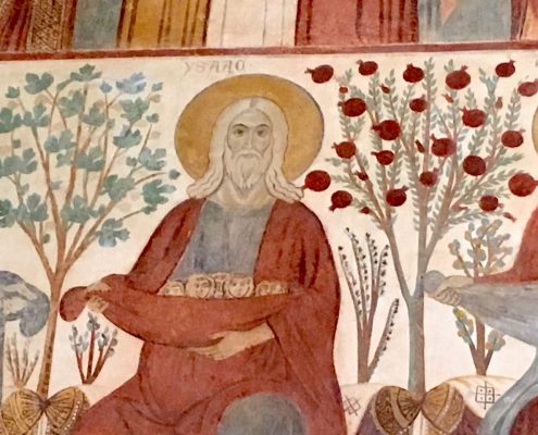 Santa Maria del Casale un bagaglio d'arte