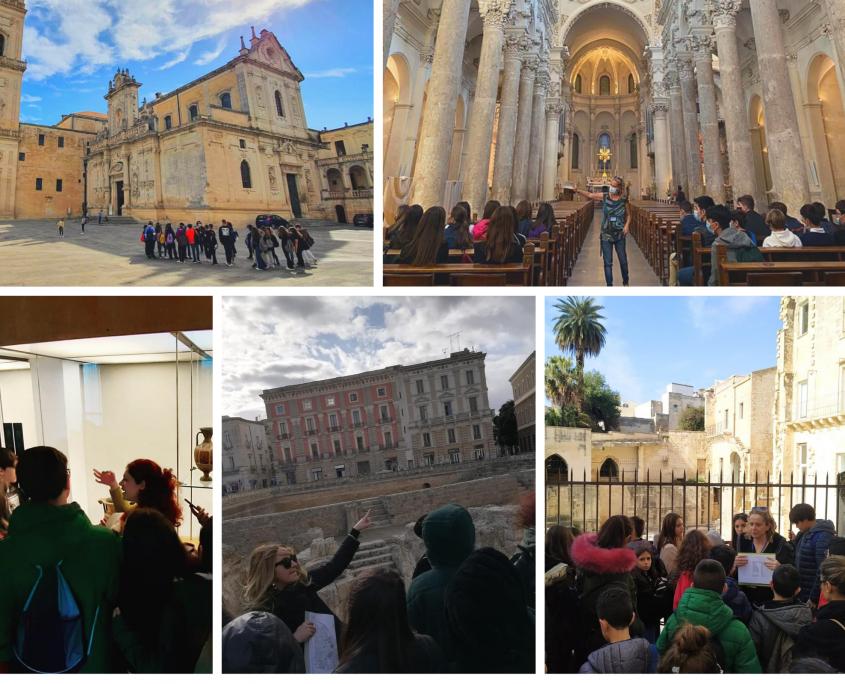 Visite guidate Lecce