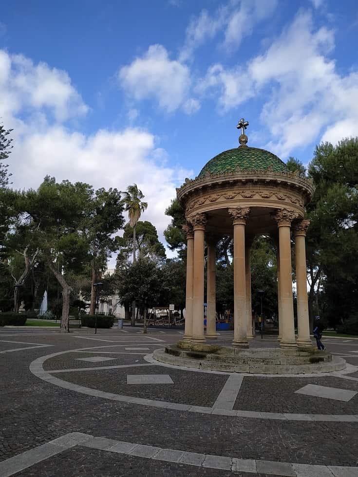 Villa della Lupa a Lecce