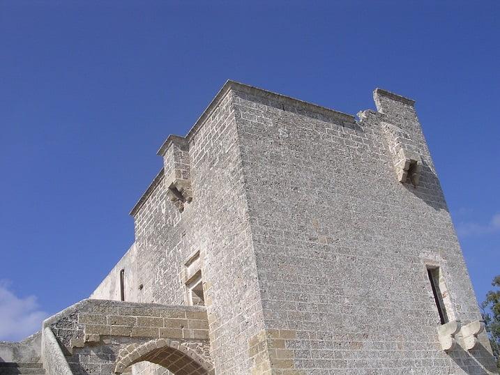 torre di difesa a torre chianca