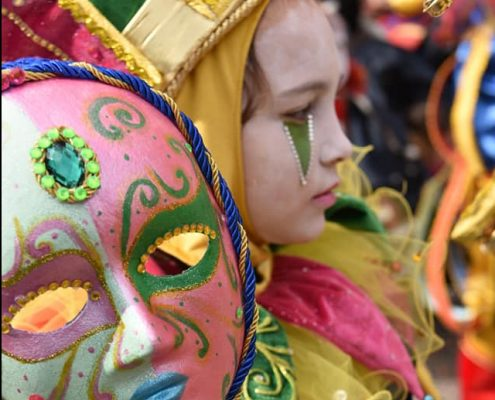 Carnevale in Puglia maschere e dolci dal gargano al salento